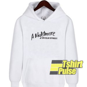A Nightmare On Elm Street hooded sweatshirt clothing unisex hoodie
