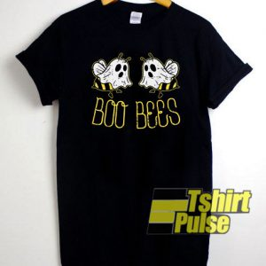 Boo Bees Halloween t-shirt for men and women tshirt