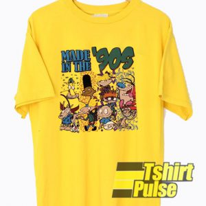 CN Made In The 90s t-shirt for men and women tshirt