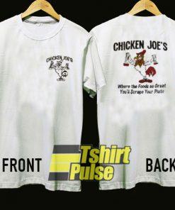 Chicken Joe's Thrifted t-shirt for men and women tshirt