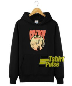 Cowboy Sunset hooded sweatshirt clothing unisex hoodie