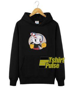 Cuphead Cartoon hooded sweatshirt clothing unisex hoodie