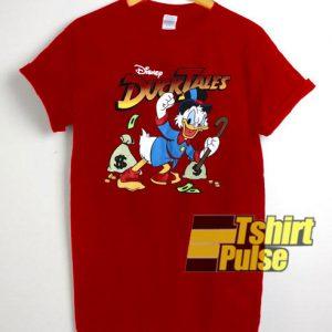 Disney Ducktales t-shirt for men and women tshirt