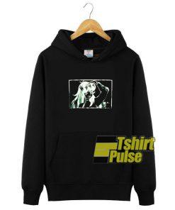 Girl Anime Graphic hooded sweatshirt clothing unisex hoodie