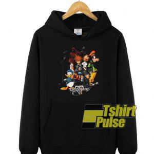 Kingdom Hearts Reach hooded sweatshirt clothing unisex hoodie