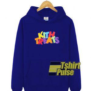 Kith Treats NYC hooded sweatshirt clothing unisex hoodie