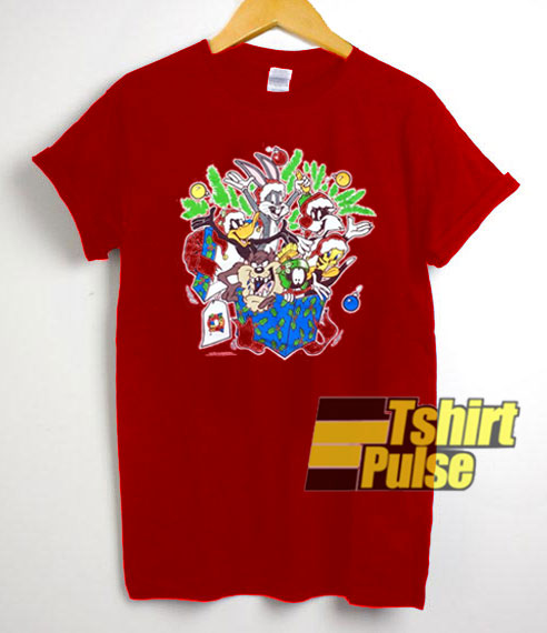 Looney Tunes Ugly Christmas t shirt for men and women tshirt