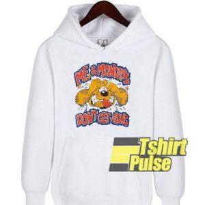 Me And Mondays hooded sweatshirt clothing unisex hoodie