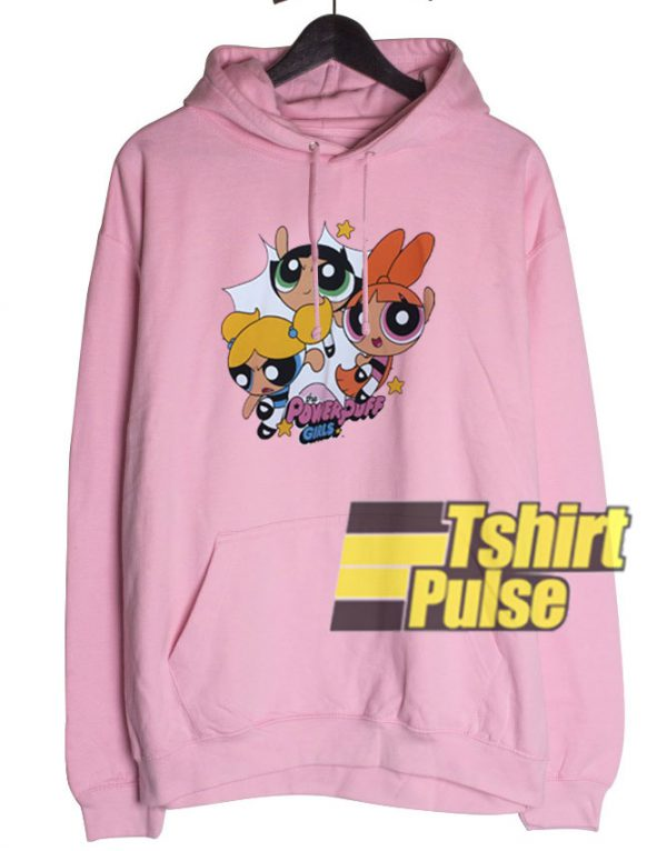 Powerpuff Girls x Daisy Street hooded sweatshirt clothing unisex hoodie