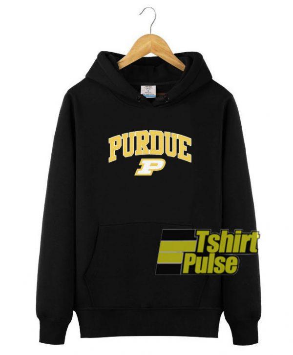 Purdue Stranger Things hooded sweatshirt clothing unisex hoodie
