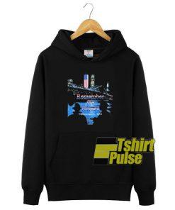 Remember The Heroes hooded sweatshirt clothing unisex hoodie
