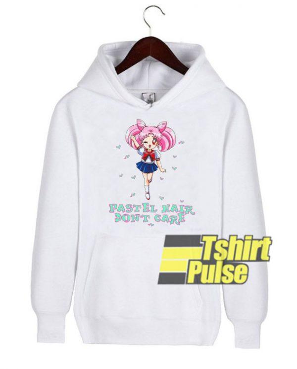 Sailor Moon Pastel Hair hooded sweatshirt clothing unisex hoodie