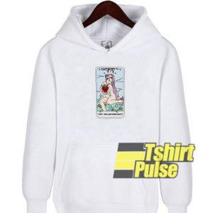 Tarot The Heart Broken hooded sweatshirt clothing unisex hoodie