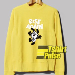 Verdy x Uniqlo Rise Again sweatshirt