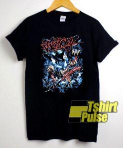 Vintage Venom Marvel t-shirt for men and women tshirt
