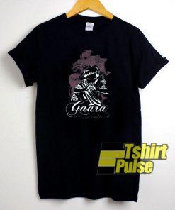 Vtg Gaara Desert Coffin t-shirt for men and women tshirt