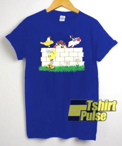 Vtg Looney Tunes Graphic t-shirt for men and women tshirt