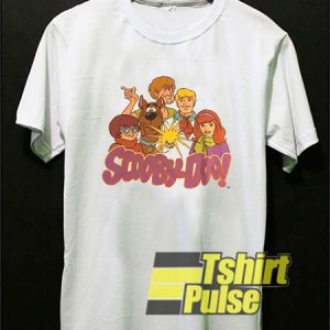 Vtg NOS Scooby Doo t-shirt for men and women tshirt