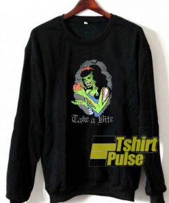 Zombie Snow White sweatshirt