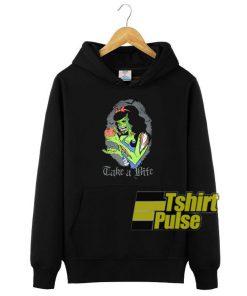 Zombie Snow White hooded sweatshirt clothing unisex hoodie