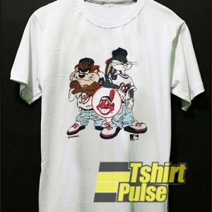 1993 Looney Toons Cleveland Indians t-shirt for men and women tshirt