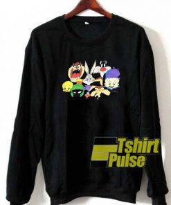 1993 Looney Tunes sweatshirt