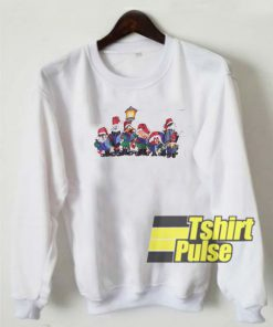 1993 Warner Bros Christmas sweatshirt