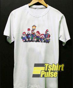 1993 Warner Bros Christmas t-shirt for men and women tshirt