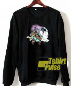 2000 Scooby Doo sweatshirt