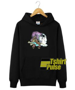 2000 Scooby Doo hooded sweatshirt clothing unisex hoodie