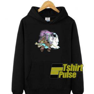 2000 Scooby Doo hooded sweatshirt clothing unisex hoodie