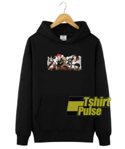 2002 Vintage Anime Naruto hooded sweatshirt clothing unisex hoodie