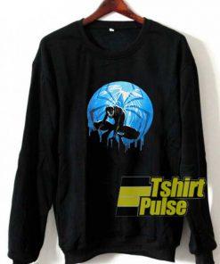 2004 Marvel Spider-Man sweatshirt