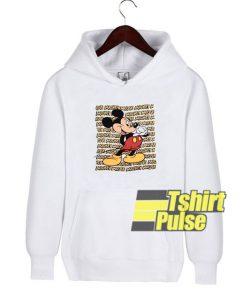 90s Mickey Mouse Cartoon hooded sweatshirt clothing unisex hoodie