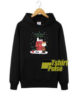 A Charlie Brown Christmas hooded sweatshirt clothing unisex hoodie