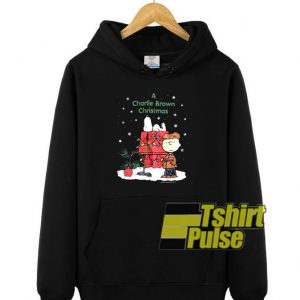 A Charlie Brown Christmas hooded sweatshirt clothing unisex hoodie