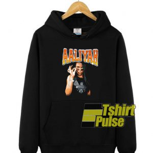 Aaliyah Pop Sunglasses hooded sweatshirt clothing unisex hoodie