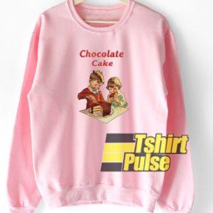 Chocolate Cake sweatshirt