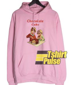 Chocolate Cake hooded sweatshirt clothing unisex hoodie