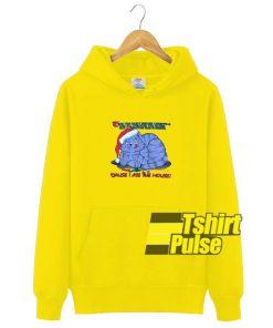Christmas Cat Ate The Mouse hooded sweatshirt clothing unisex hoodie