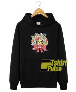 Christmas Pokemon hooded sweatshirt clothing unisex hoodie