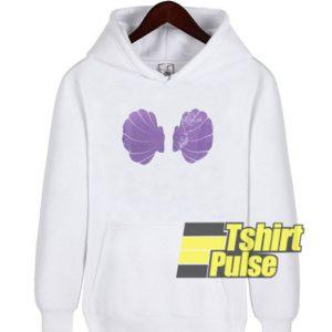 Clams Boobs hooded sweatshirt clothing unisex hoodie