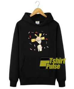 Cynthia Anime hooded sweatshirt clothing unisex hoodie