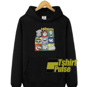 Disney Parks the Muppets hooded sweatshirt clothing unisex hoodie