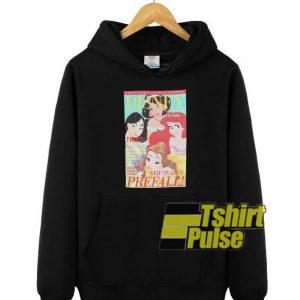Disney Princess Prefall hooded sweatshirt clothing unisex hoodie