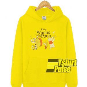 Disney Winnie The Pooh hooded sweatshirt clothing unisex hoodie