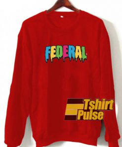 Federal Colour sweatshirt