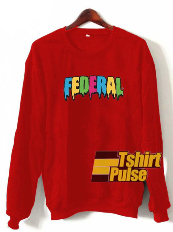 Federal Colour sweatshirt