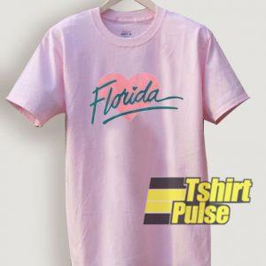 Florida Love t-shirt for men and women tshirt