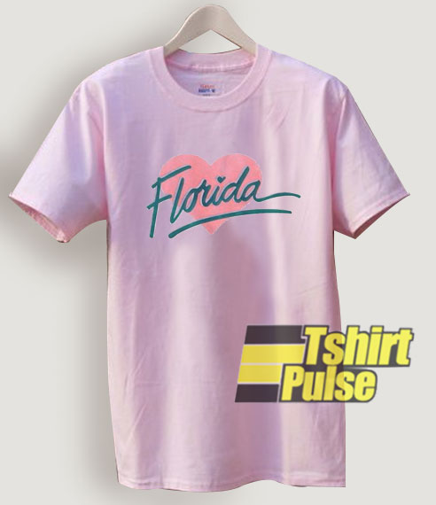 Florida Love t-shirt for men and women tshirt